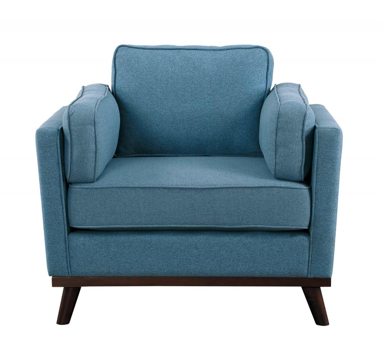 Bedos Chair - Blue