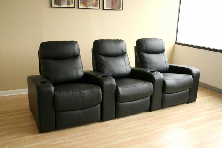 Cannes Theater Seat - 3 Seater