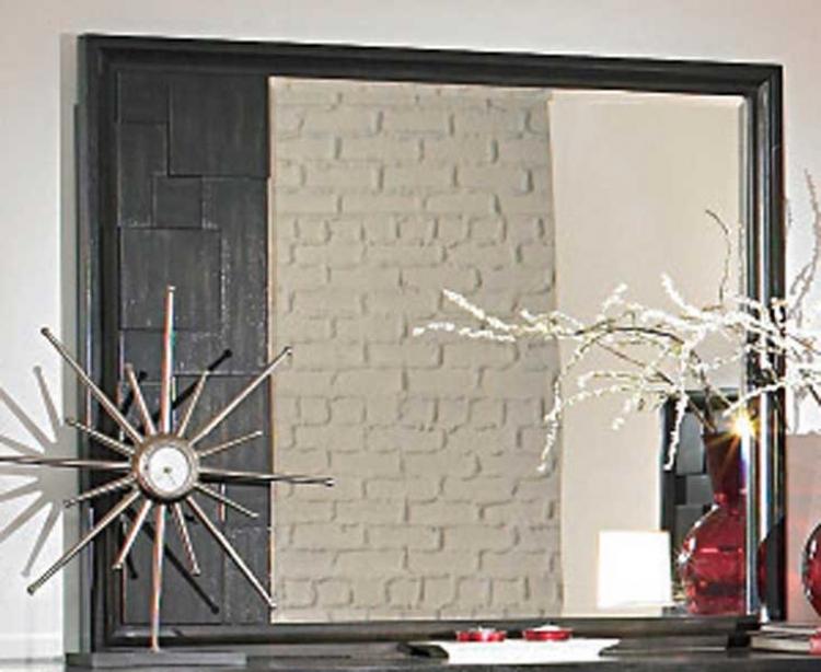 Balboa Square Mirror