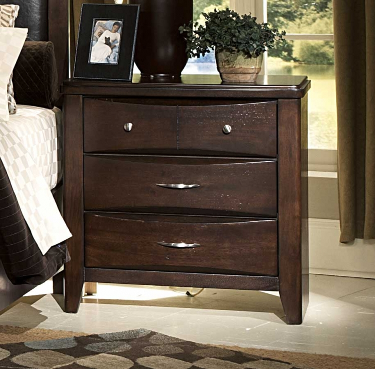 Fontego Night Stand - Homelegance