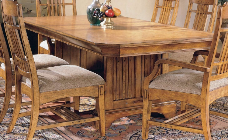 Capistrano Trestle Dining Table