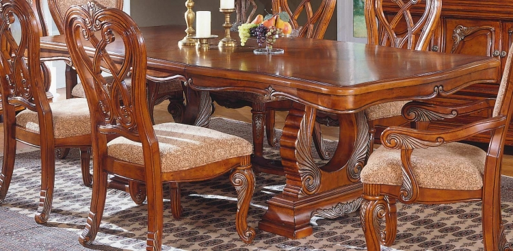 Venice Trestle Dining Table