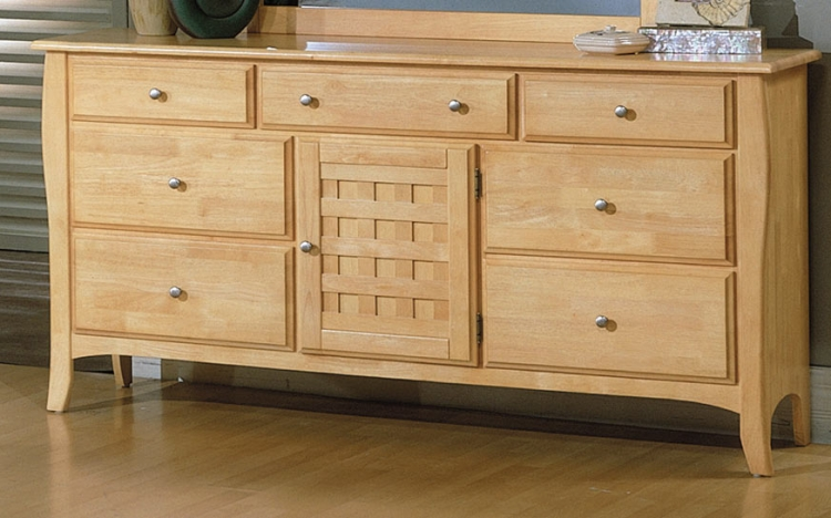 Cosmos 7 Drawer 1 Door Dresser