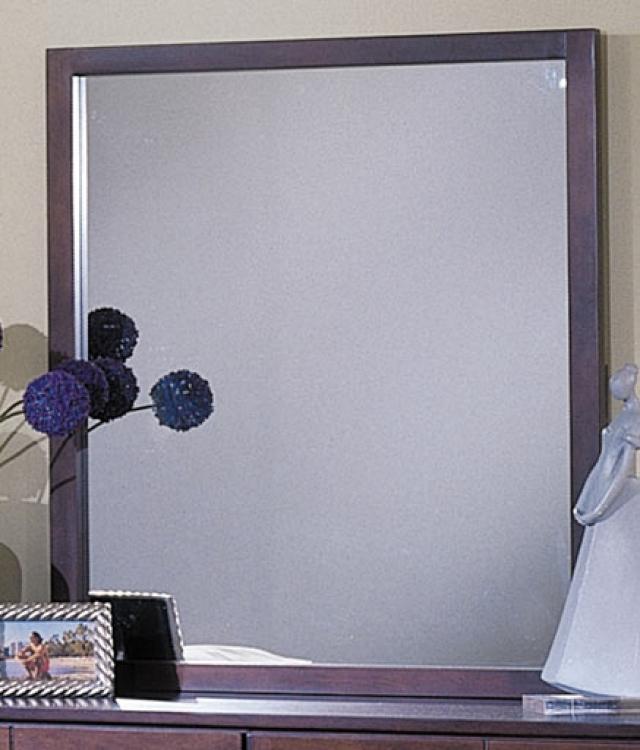 Strata Framed Mirror