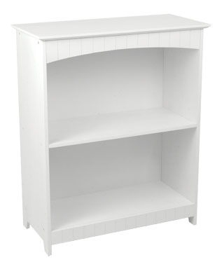 Nantucket 2-shelf Bookcase