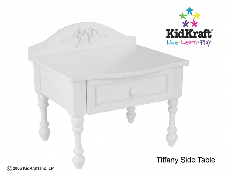 Tiffany Toddler Side Table-KidKraft