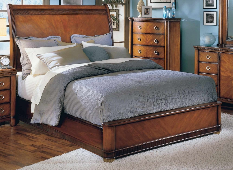 Waterford Sleigh Bed