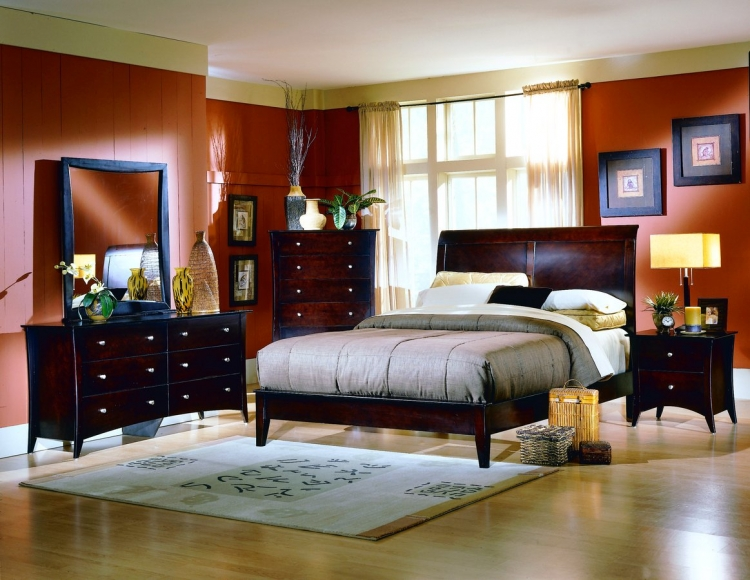 Borgeois Bedroom Collection - Homelegance