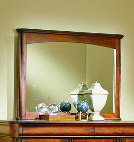 Louis XIII Mule Chest Mirror