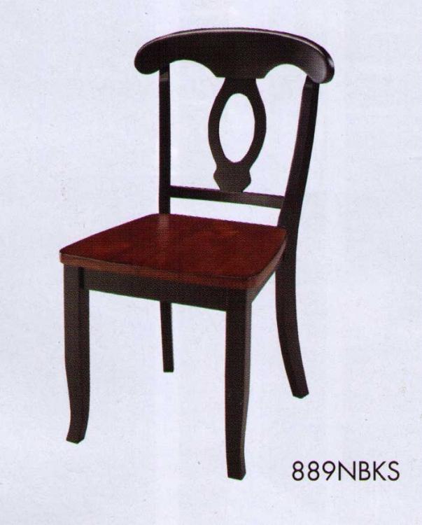 Hanna Napoleon Chair Black