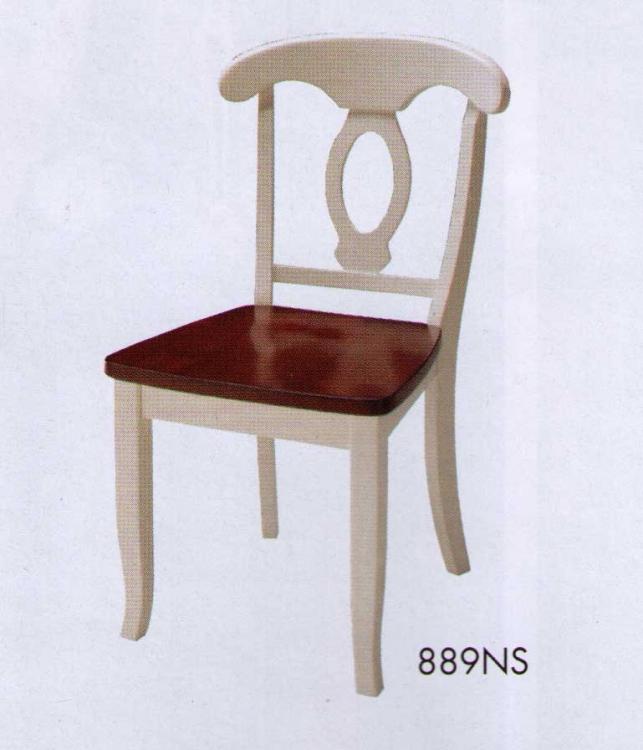 Hanna Napoleon Chair White