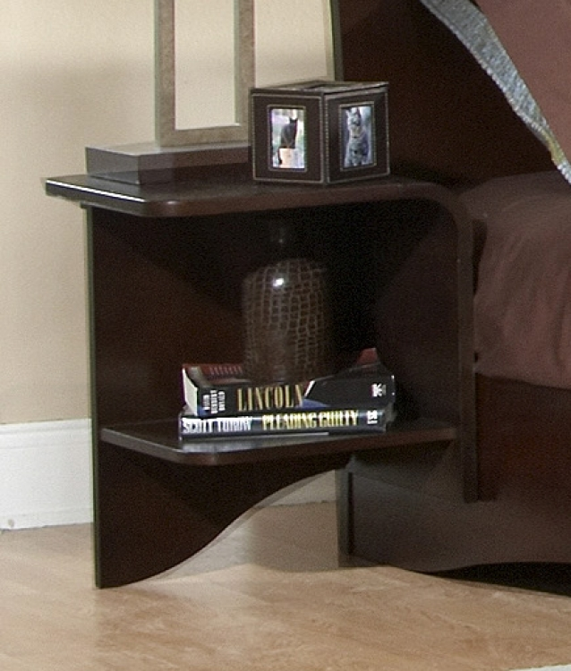 Osten Night Stand Cherry