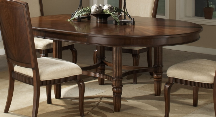 Monroe Oval Dining Table