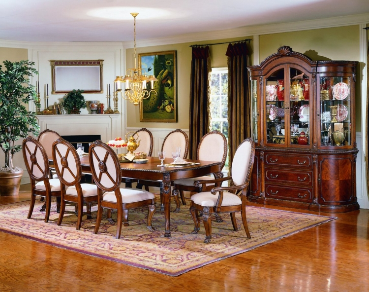 Homelegance Montebello China Cabinet