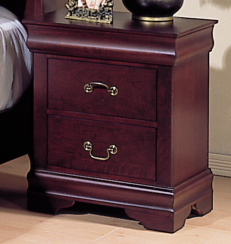 Dijon 3 Drawer Night Stand