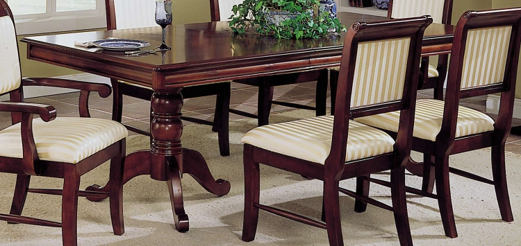 Monaco Dining Table with Extension