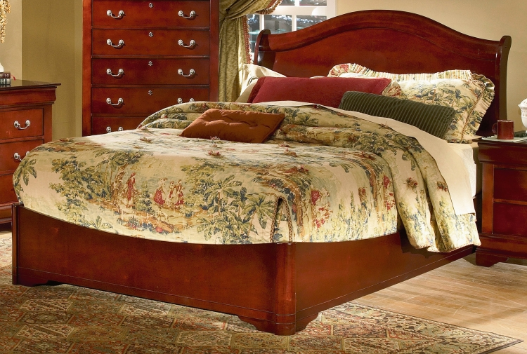 Dijon Bed in Low Profile