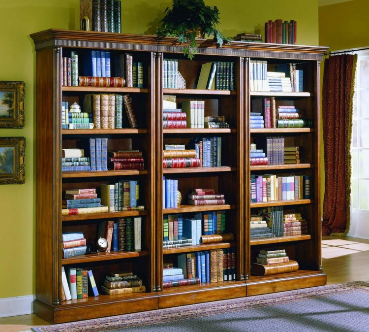 Pompei Bookcase Collection-Homelegance