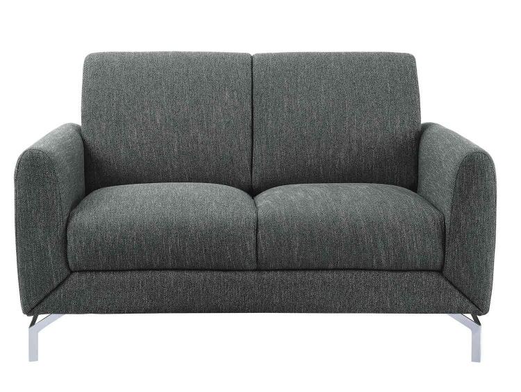 Venture Love Seat - Dark gray