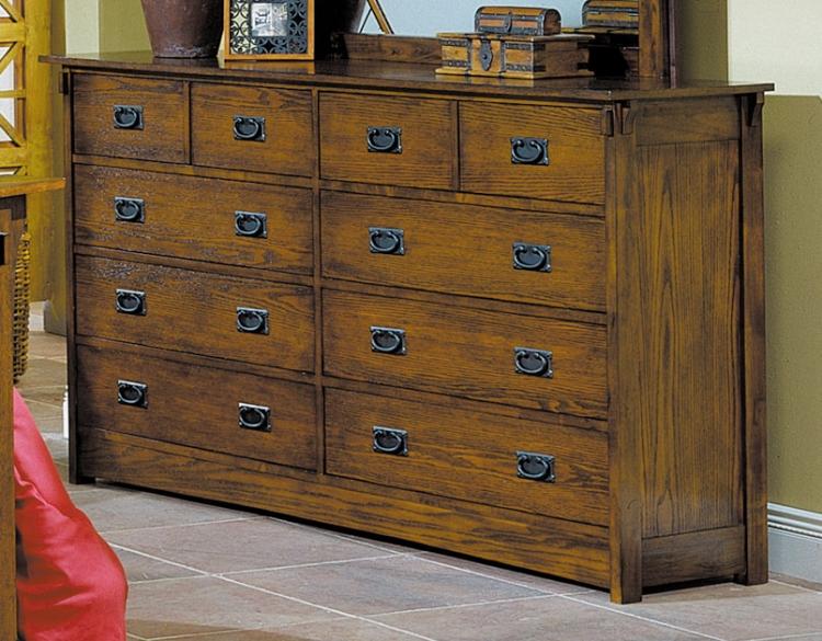 Santee 8 Drawer Dresser
