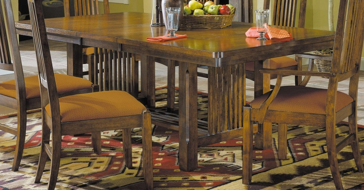 Santee Dining Table with Extension