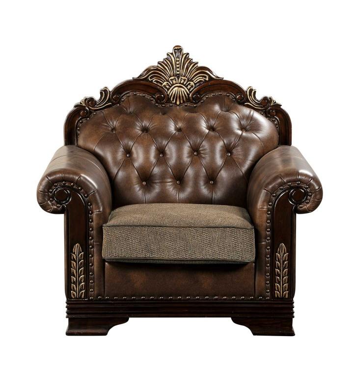 Croydon Chair - Brown