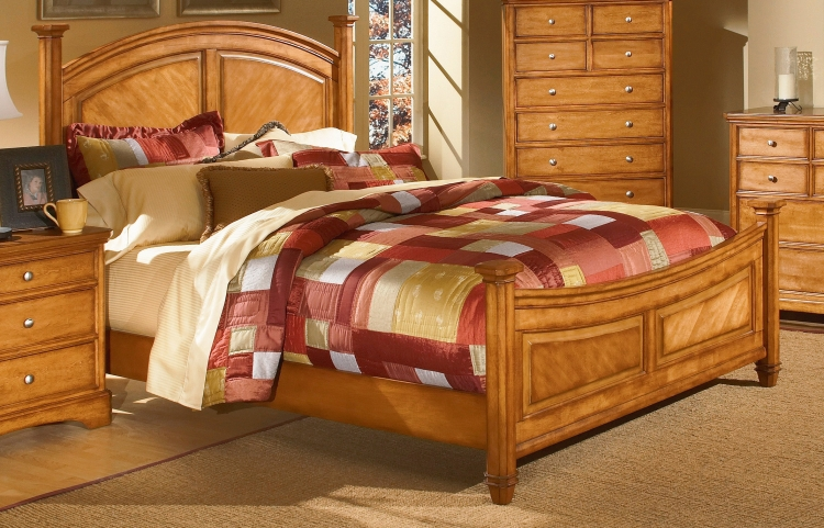 Laurel Heights Bed