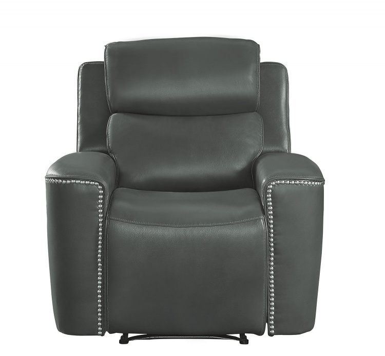 Altair Reclining Chair - Gray