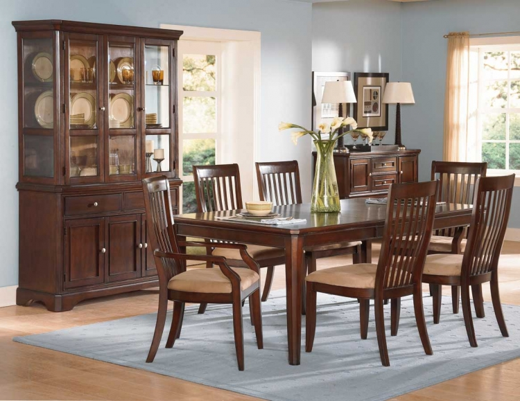 Laurel Height Dining Table Cherry