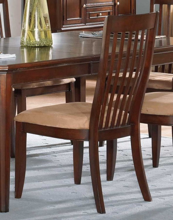 Laurel Height Side Chair Cherry
