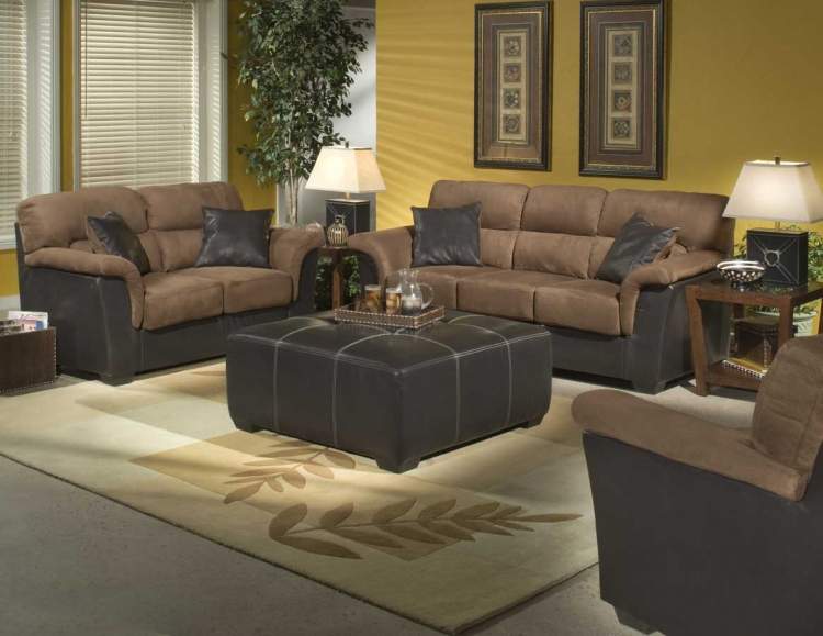 Wexford Sofa Collection - Homelegance
