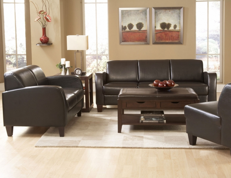 Allen Sofa Collection-Homelegance