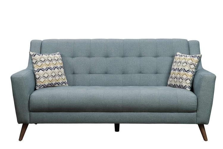Basenji Sofa - Gray