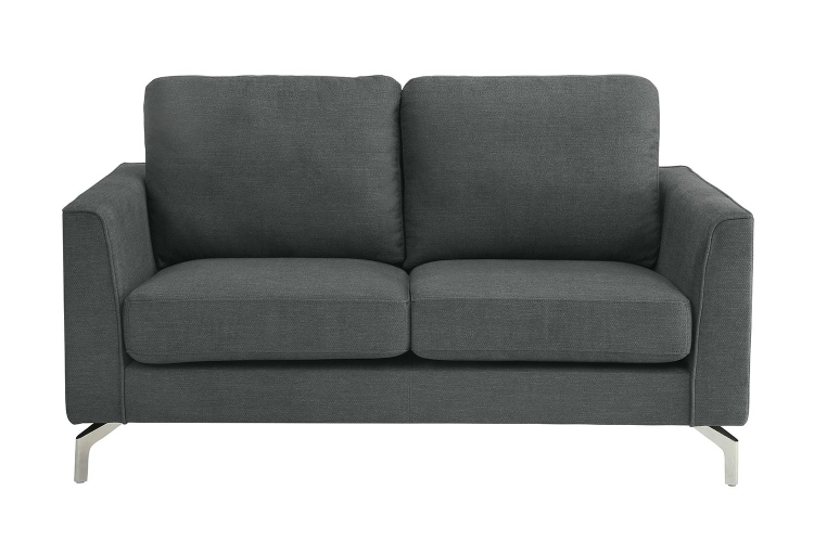 Canaan Love Seat - Gray
