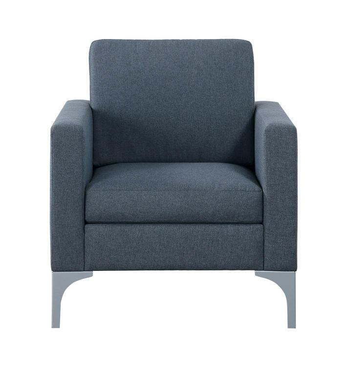 Soho Chair - Dark Gray - Brownish Gray