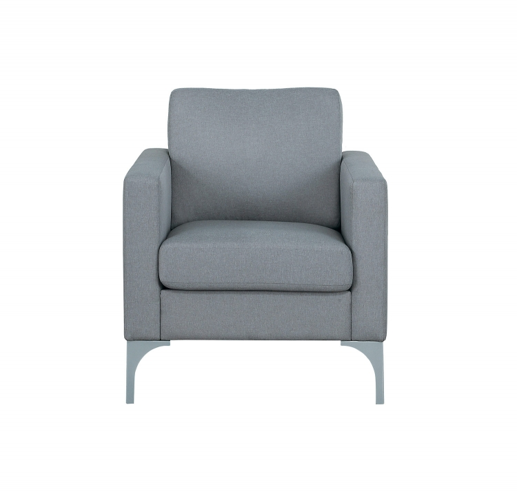 Soho Chair - Light Gray