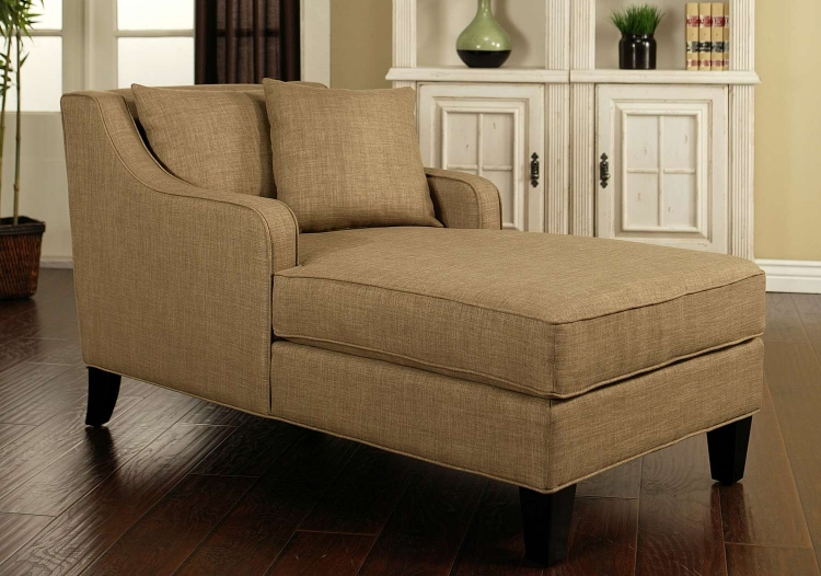 Freemont Fabric Chaise