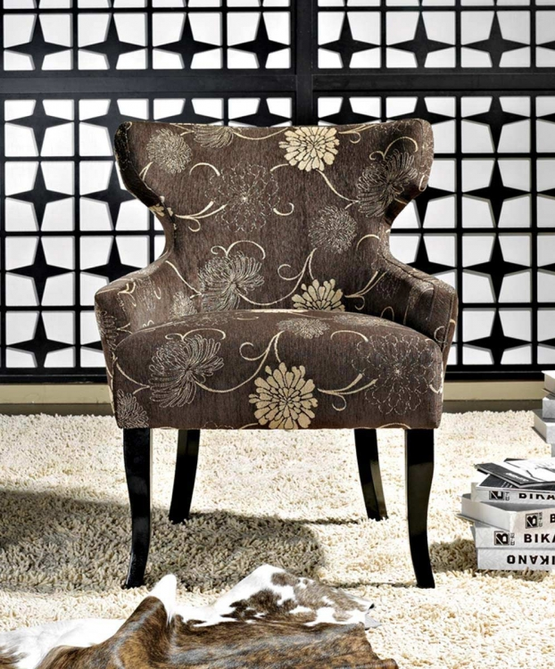 Bayview Fabric Lounge Chair - Abbyson Living