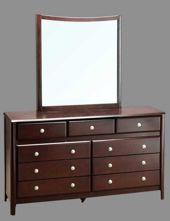 Destiny Dresser with Mirror