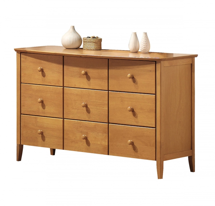San Marino Dresser - Maple