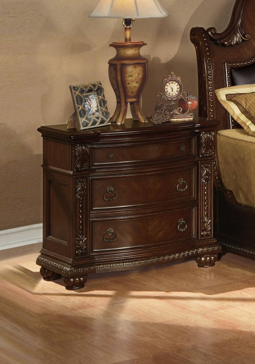 Anondale Nightstand - Cherry