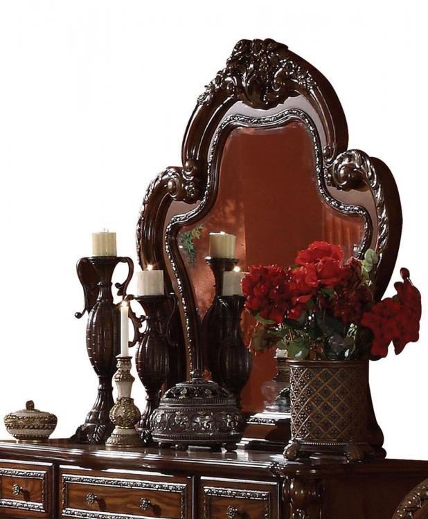 Dresden Mirror - Cherry Oak