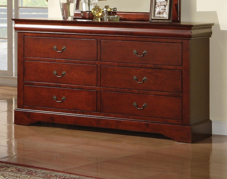 Louis Philippe III Dresser - Cherry