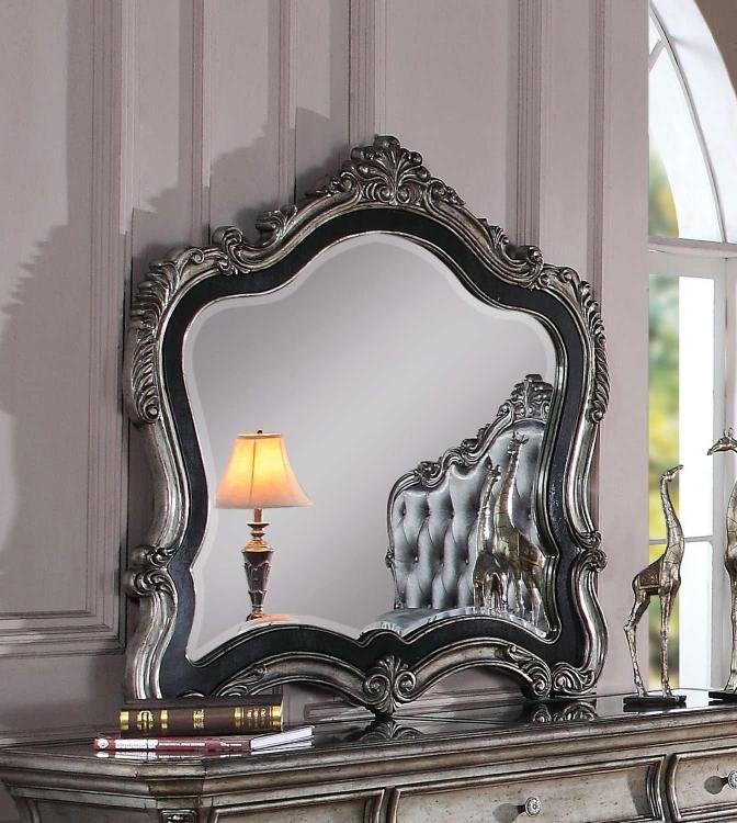 Chantelle Mirror - Antique Platinum