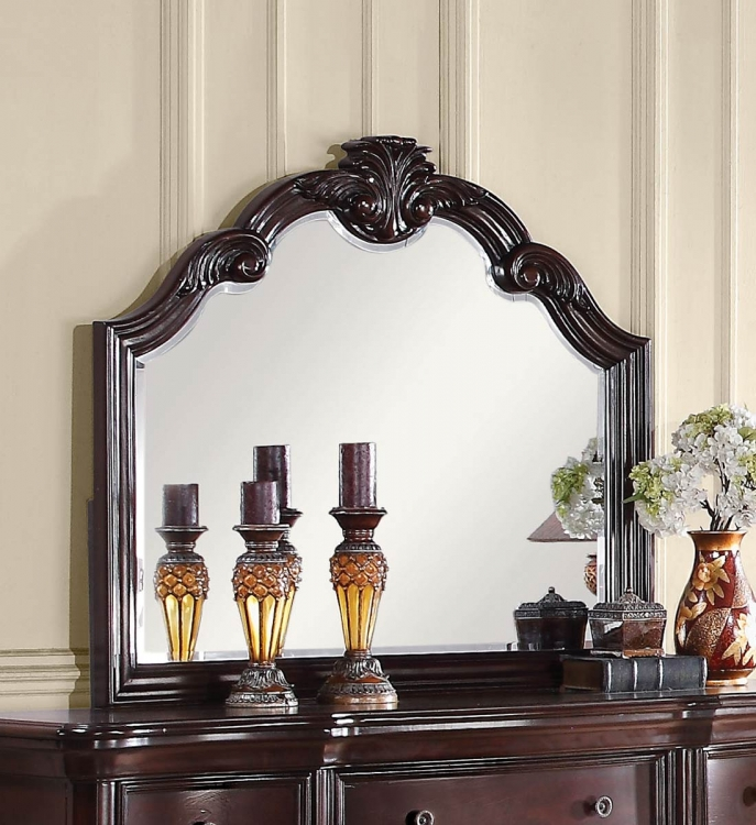 Veradisia Mirror - Dark Cherry