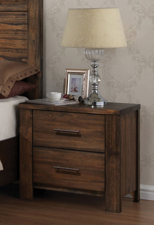 Merrilee Nightstand - Oak