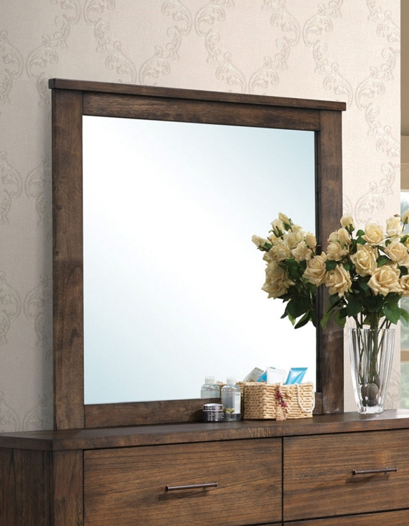 Merrilee Mirror - Oak