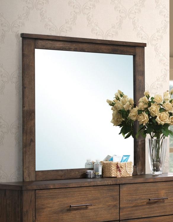 Merrilee Mirror - Oak