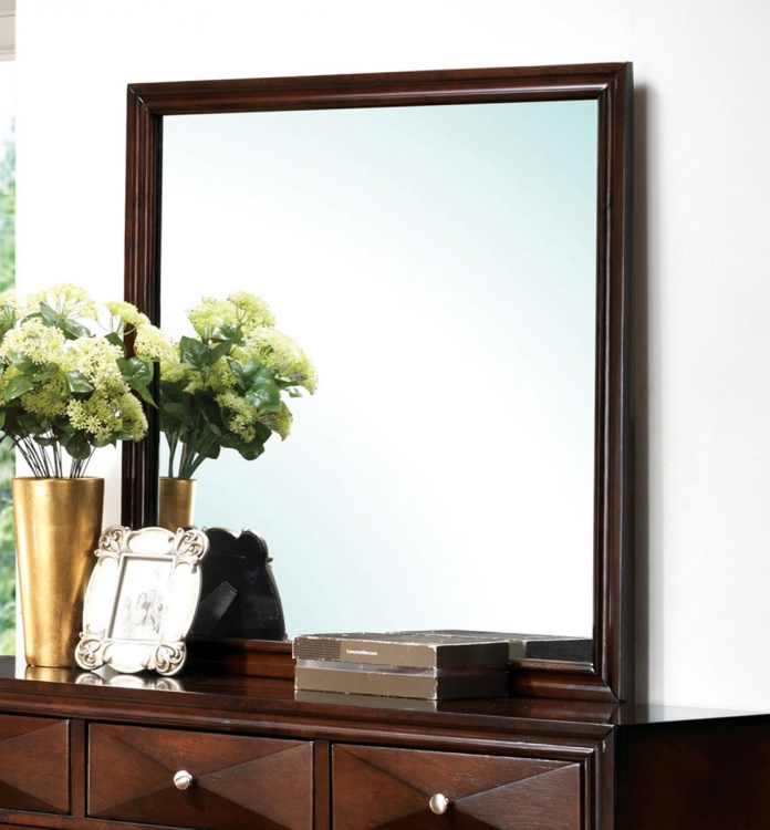 Windsor Mirror - Merlot