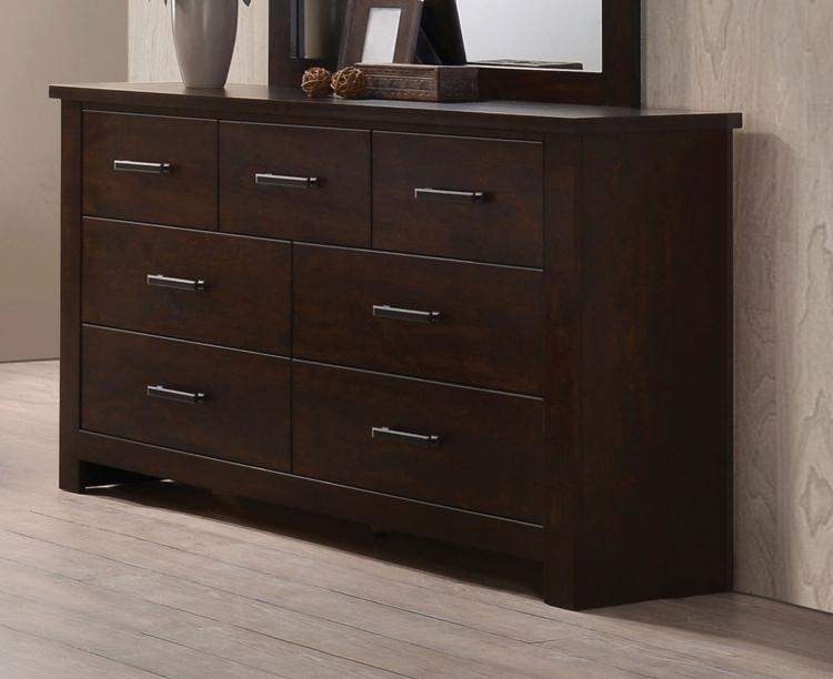 Panang Dresser - Mahogany
